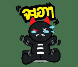 Devil Za sticker #7802400