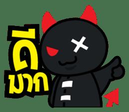 Devil Za sticker #7802402