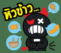 Devil Za sticker #7802406