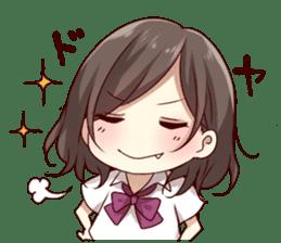 kansai dialect girl sticker sticker #7811773