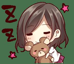 kansai dialect girl sticker sticker #7811789