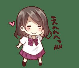 kansai dialect girl sticker sticker #7811808