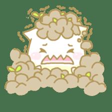 Gaia's cutey sticker #7824147