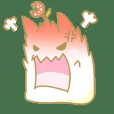 Gaia's cutey sticker #7824167