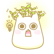 Gaia's cutey sticker #7824170