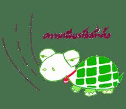 cozy animals sticker #7827859