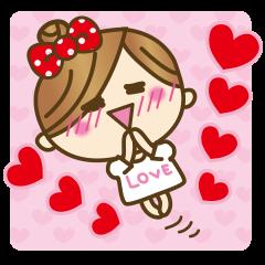 Love to boyfriend (Darling)