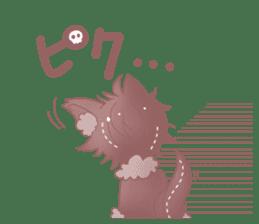 YURUTTO monsters sticker #7834520