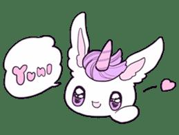 (( YUNIYUNI )) sticker #7834920