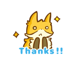 The story of Fox 1-4 (thanks) [Eng] sticker #7835293