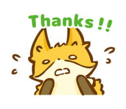 The story of Fox 1-4 (thanks) [Eng] sticker #7835295