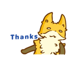 The story of Fox 1-4 (thanks) [Eng] sticker #7835317