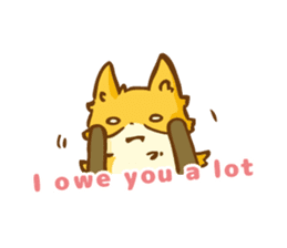 The story of Fox 1-4 (thanks) [Eng] sticker #7835321
