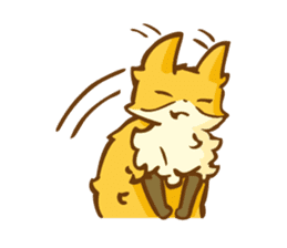 The story of Fox 1-4 (thanks) [Eng] sticker #7835322