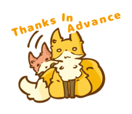 The story of Fox 1-4 (thanks) [Eng] sticker #7835324