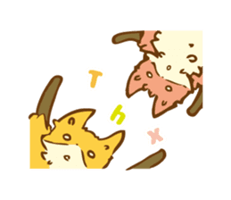 The story of Fox 1-4 (thanks) [Eng] sticker #7835325