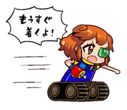 Aimaimi world Sticker sticker #7839144