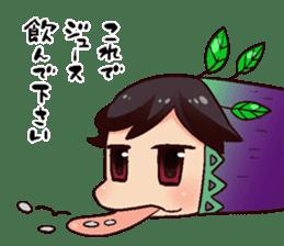 Aimaimi world Sticker sticker #7839160