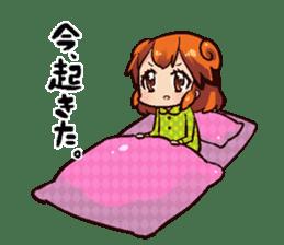 Aimaimi world Sticker sticker #7839163