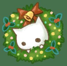 Christmas Cat sticker #7840654