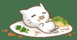 Christmas Cat sticker #7840660