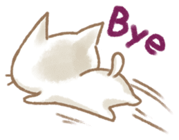 Christmas Cat sticker #7840682