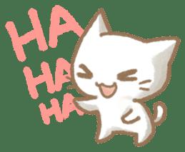Christmas Cat sticker #7840685