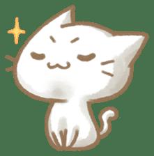 Christmas Cat sticker #7840688