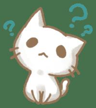 Christmas Cat sticker #7840691