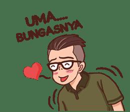 Banjar Galau sticker #7841896
