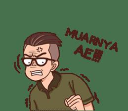 Banjar Galau sticker #7841900