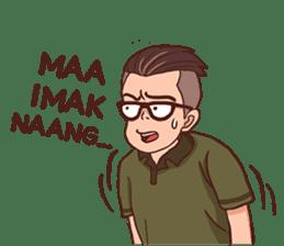 Banjar Galau sticker #7841908
