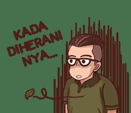 Banjar Galau sticker #7841912