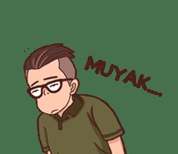 Banjar Galau sticker #7841916