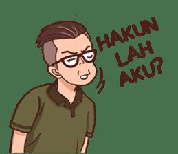 Banjar Galau sticker #7841926