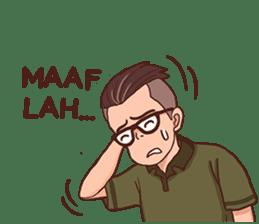 Banjar Galau sticker #7841929