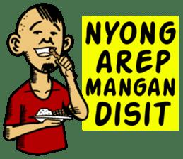 INYONG NGAPAX sticker #7844777