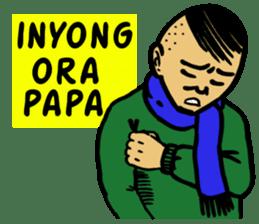INYONG NGAPAX sticker #7844806