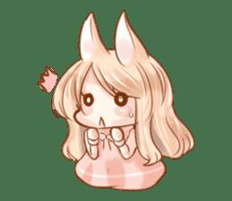 little fox daily sticker #7862335