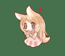 little fox daily sticker #7862362