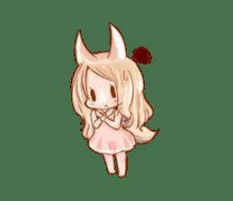 little fox daily sticker #7862364