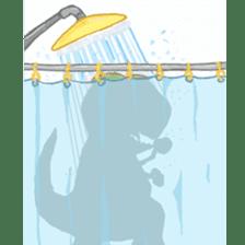 Baby T-Rex sticker #7864695