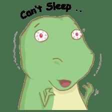 Baby T-Rex sticker #7864728