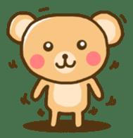 My Darling Teddy sticker #7867812