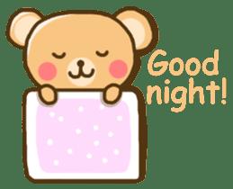My Darling Teddy sticker #7867816