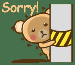 My Darling Teddy sticker #7867818
