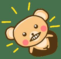 My Darling Teddy sticker #7867825
