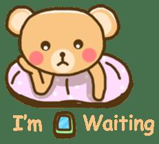My Darling Teddy sticker #7867826