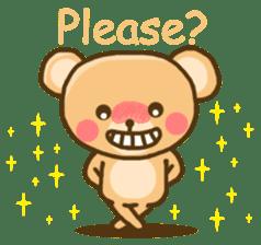 My Darling Teddy sticker #7867827