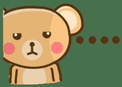 My Darling Teddy sticker #7867830